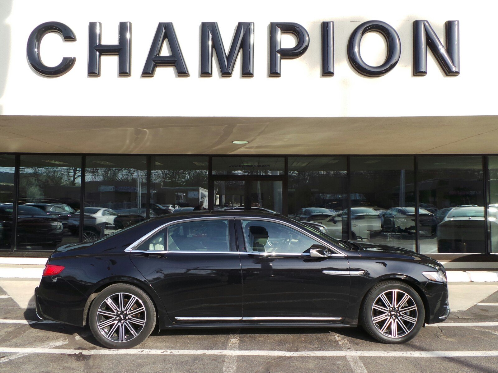 Pre Owned 2017 Lincoln Continental Price Reduced 1 000 On 6 3