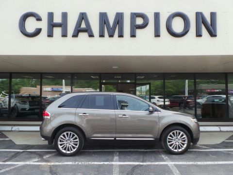 Pre-Owned 2012 LINCOLN MKX Elite Pkg